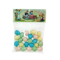 """Sweet Delights Multi Colored Decorative Easter Eggs 1"""""""