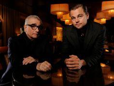 Leonardo DiCaprio & Martin Scorsese 2010