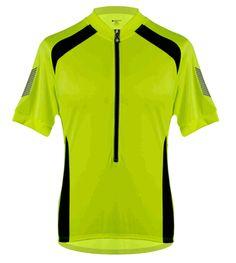 e826f56dc Aero Tech TALL Men s Elite Coolmax Cycling Jersey w 3M Reflectives Extra  Long