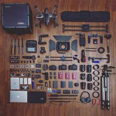 The struggle is real - Gear Acquisition Syndrome | Photo by @felixgglabats