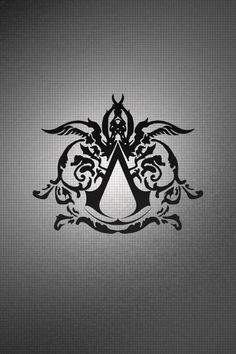 Assassin's creed tattoo. Totally want on my thigh or foot