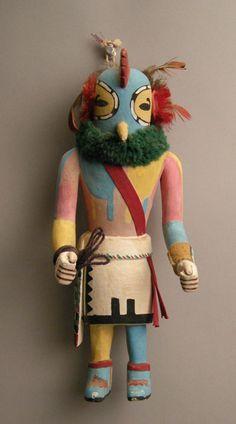 Hopi Rooster Kachina, c.1955