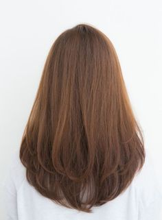 Recommended straight shape for adult women (long hairstyle) … Recommended straight shape for adult women (long hairstyle) … – … Haircuts Straight Hair, Haircuts For Medium Hair, Long Face Hairstyles, Medium Hair Cuts, Long Hair Cuts, Medium Hair Styles, Long Layered Hair, Short Hair Styles, Straight Long Hair