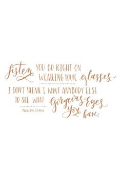 A Wrinkle in Time- fav quote ;)