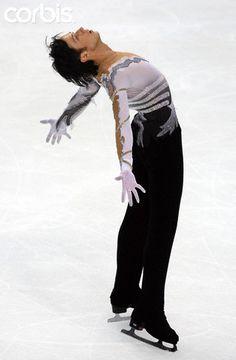 Johnny Weir  2010 Olympics, FS