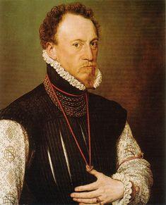 Sir Henry Lee by Antonis Mor van Dashorst, 1568. (National Portrait Gallery, London) http://elizabethan-portraits.com/HenryLee.jpg