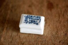 porcelain rubber stamp
