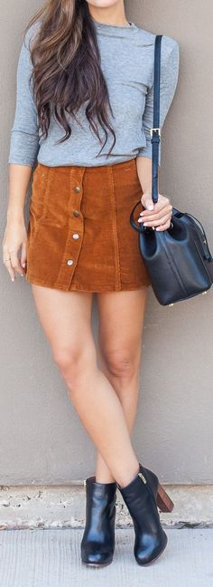 fall outfit #fashion #style                                                                                                                                                     More