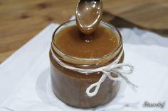 Solony sos karmelowy - Stonerchef Chocolate Fondue, Pudding, Food, Meal, Eten, Puddings, Meals, Avocado Pudding