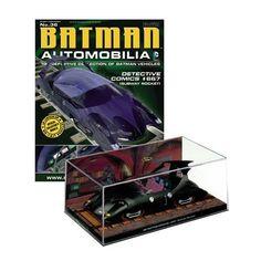 DC BATMAN AUTOMOBILIA FIGURINE COLLECTION MAGAZINE #36 DETECTIVE COMICS #667 @ niftywarehouse.com #NiftyWarehouse #Batman #DC #Comics #ComicBooks