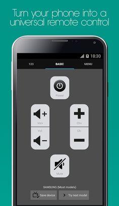 حول هاتف الأندرويد إلى ريموت كنترول مع برنامج Galaxy Universal Remote احدث اصدار 4.2 للتحكم فى الأجهزة المنزلية [تطبيق مدفوع] Galaxy S4 Mini, Galaxy Note 3, Universal Remote Control, Samsung Galaxy S5, Finals, Patches, Android Apps, Phone, Cake