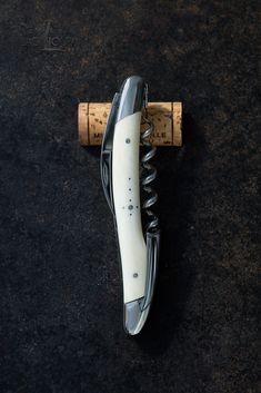 The Forge de Laguiole® Sommelier Knife #forgedelaguiole #laguiole #sommelierknive #wine #madeinfrance #handmade #corkscrew #sommelier