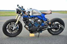 Virago Bobber, Virago Cafe Racer, Bobber Bikes, Cafe Racer Motorcycle, Scrambler, Cafe Racing, Cafe Bike, Custom Cafe Racer, Cafe Style