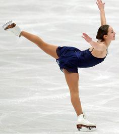 figure skating love