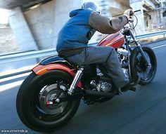 MOTORCYCLES DEN / 2003 FXD