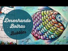 Desenhando Bolhas 2 - How to draw bubbles - YouTube