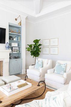 Cozy Living Rooms, Home Living Room, Living Room Designs, Living Room Decor, Modern Home Offices, Apartment Decoration, Boho Home, Design Blog, Design Ideas