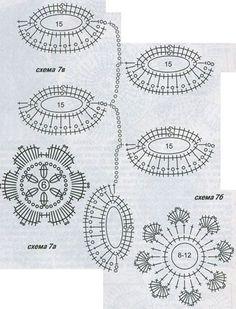 Irish crochet &: IRISH LACE JACKET ... ЖАКЕТ ИРЛАНДСКИМ КРУЖЕВОМ