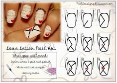 My next few posts are designs which I am currently teaching at my nail art workshop, so are repeats of designs I have previously done. Thi...