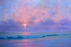 """Sea-ing Anew"", 40x60, oil by Timon Sloane"