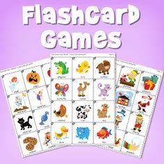 """Learning #Games with Mini #Flashcards"" blog post, from Super Simple Learning. #kids #preK #kindergarten #education #preschool #SuperSimple"