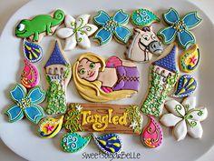 Tangled Platter (SugarBelle)