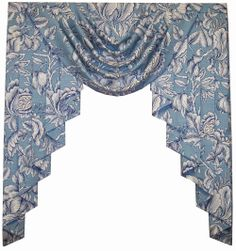 Enjoy custom made to order curtains, drapes and bedding at an affordable price. Decorate your home with Fashion Window Treatments custom draperies. Box Pleat Valance, Pinch Pleat Curtains, Pleated Curtains, Drapes Curtains, Valances, Window Swags, Window Coverings, Victorian Curtains, French Pleat