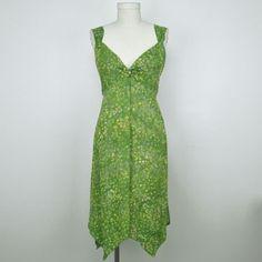 Batik Whispy Dress