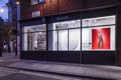 cheap for discount 38837 f15f2 First European Sonos store opening in London