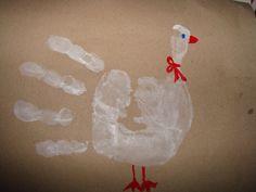 Magad uram, ha ...: November 11 - Márton nap Dog Crafts, Diy And Crafts, Arts And Crafts, Projects For Kids, Diy For Kids, Crafts For Kids, Hl Martin, Little Red Hen, Footprint Art