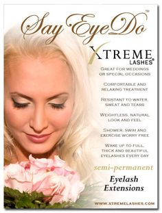 xtreme eyelashes - Google Search - Antoine Salon of Troy