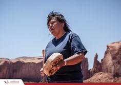 Musique à Monument Valley