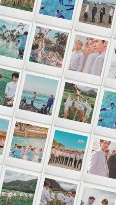Exo Kokobop, Kpop Exo, Baekhyun, Exo Ot12, Chanbaek, Exo Album, Exo Lockscreen, Exo Members, Colorful Wallpaper