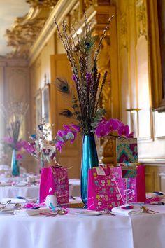 17 Best Fuchsia Pink And Turquoise Decor Images Wedding