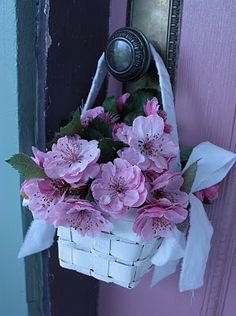 Bellas Rose Cottage: Pink May Day..