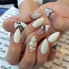 90+ Amazing 3D Nail Art Designs for summer | AntsMagazine