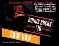 Smokey Bones Coupons Ends of Coupon Promo Codes JUNE 2020 ! But Bones open Bones, in grill Smokey not it good but good one's it who fo. Grocery Coupons, Shopping Coupons, Smokey Bones, Coupons For Boyfriend, Coupon Stockpile, Fire Grill, Free Printable Coupons, Love Coupons, Extreme Couponing