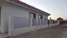 Casa pe parter in Corbeanca | CoArtCo House Foundation, Design Case, Architect Design, House Plans, Garage Doors, Outdoor Decor, Home Decor, South Africa, Tips