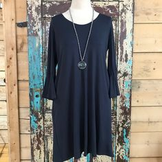 Bamboo Flounce Sleeve Dress with Pockets, Fashion & Jewellery – The Passionate Home, Langley BC Short Sleeve Dresses, Dresses With Sleeves, Fashion Jewellery, Life Is Beautiful, Bamboo, Pockets, How To Make, Collection, Gowns With Sleeves