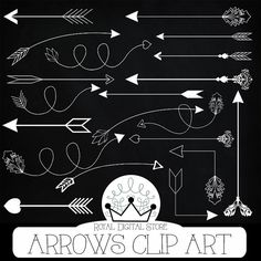 Clip Art Free Chalkboard Clipart free chalkboard clip art graphics creative and design arrows with clipart hand drawn digital arrow chalk 3 chal