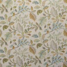 Warwick Fabrics : BIRCHWOOD, Colour DELFT
