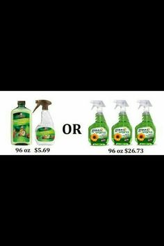 Cost Effective & Concentrated!
