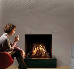Kal-Fire Fairo-hybride 75 ECO-line #Kampen #Fireplace #Fireplaces #Interieur