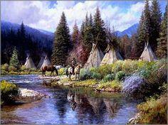 Martin Grelle - Camp Along the River, A