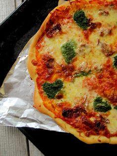 Pata porisee: Täydellinen pitsa