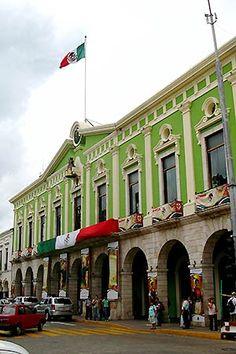 presidencia de merida mexico