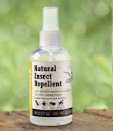 Free Sample of Natural Insect Repellant PrettyThrifty.com