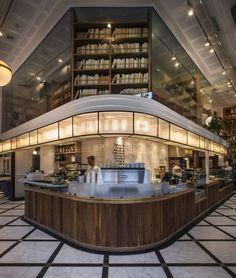 DADA cafe interior design