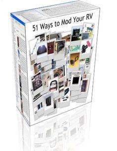 RV Mods, RV Modifications, RV Upgrades, RV Tips, RV eBooks   ModMyRV.com