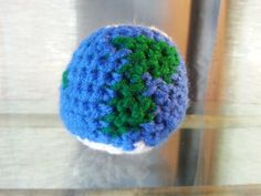 Crochet Earth Globe, Solar System, Plush Space Stuffed Toy, Made to Order by Science in Stitches on etsy!